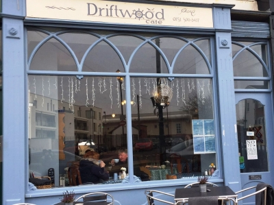 Driftwood Cafe New Brighton